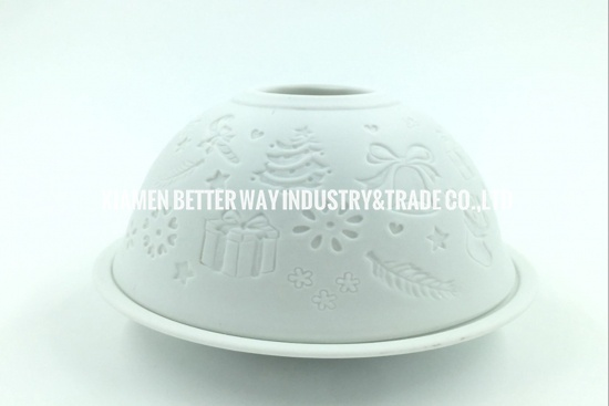 lithophane luxury christmas decorations